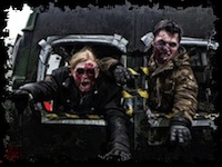 Boot Camp Zombies Coming Straight At Ya!
