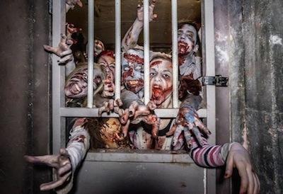 London B51 Zombie Bunker