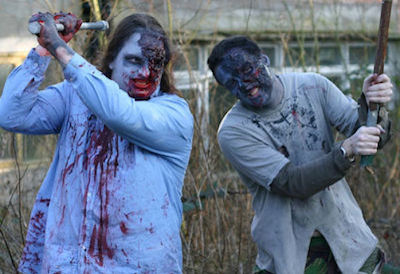 Manor House Zombies Warrington Liverpool