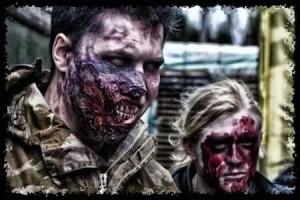 zombie bootcamp couple