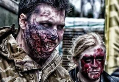 zombie bootcamp droitwich