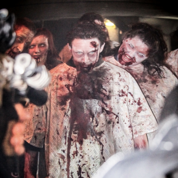 Zombie Survival Training London