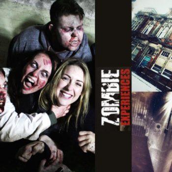 Tracy Kiss Zombie Experience