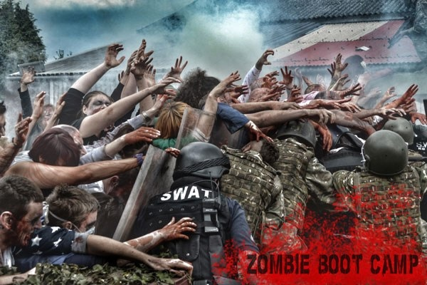 Stag Hen Do Zombie Experience