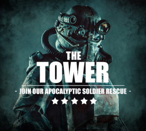 Zombie Tower Experience Liverpool Apocalypse
