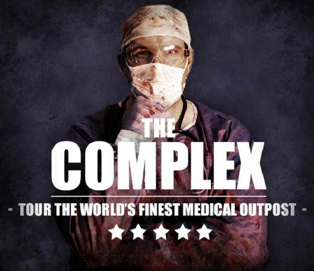 Basingstoke Zombie Complex Event