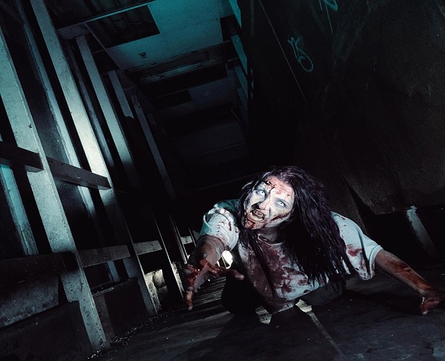 Somerset Workshop Zombie Stag