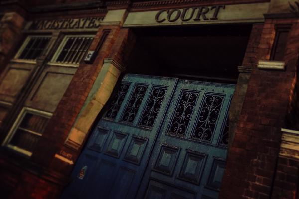 Birmingham Zombie Courthouse Maps
