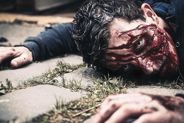 Somerset Bath Prison Workshop Zombie Experience Map